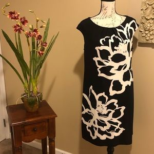 Studio London Times Floral Print Dress. Size 12.